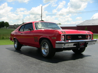 SOLD!  1974 Super Sport Nova! 