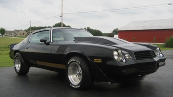 SOLD! 1979 Camaro Z28! 383 Stroker Eng!