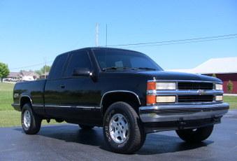 SOLD SOLD 1996 Chevrolet Silverado Pk