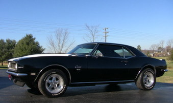 SOLD! 1968 Camaro! 327 Eng, Auto!