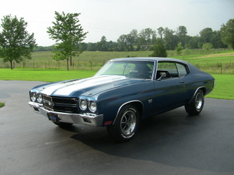 Sorry SOLD! 1970 Chevelle SS! 