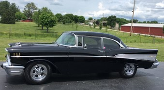 Sold! Nice 1957 Chevy Belair!