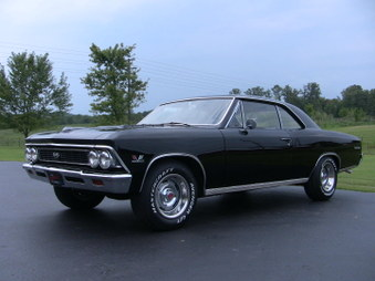 Sold! 1966 Chevelle... SS Vin# 138! 