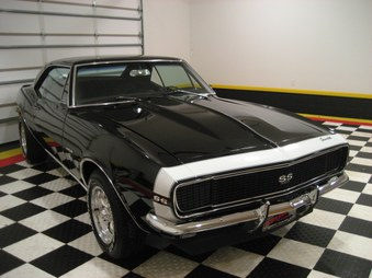 Sorry SOLD! 67 Camaro RS SS Clone! 