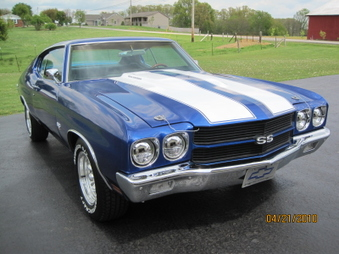 1970 Chevelle SS 454 Clone! SOLD!