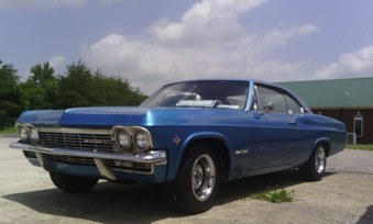 Sorry SOLD! 1965 Chevy Impala SS!