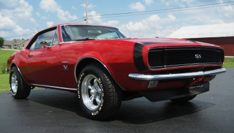 SOLD! 1967 Camaro RS SS Clone! 
