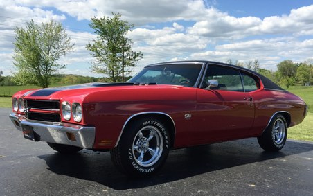 Sorry SOLD! 1970 Chevelle SS Clone!
