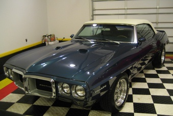 SOLD!  Pontiac Firebird Conv! 