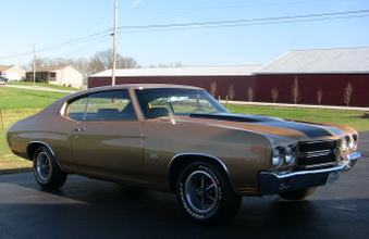 SOLD! 1970 Chevelle SS! 396 /Auto! 