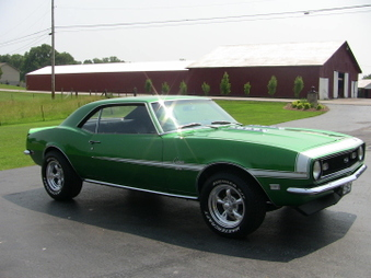 SOLD! 1968 Camaro SS! Fresh 383&#126;Auto!
