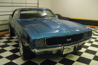 Sorry SOLD! 1969 Camaro RS SS 396!