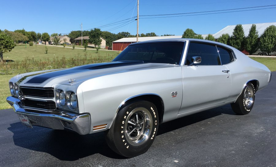 Photo 1 Of 62 Sold Chevelle Ss 454 Ls5 Cortez Silver