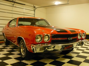 SOLD! 1970 Chevelle SS 454!