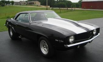 Sorry Sold! 1969 Camaro Pro Street!