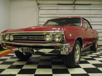 Sorry SOLD! 67 Chevelle SS Clone!