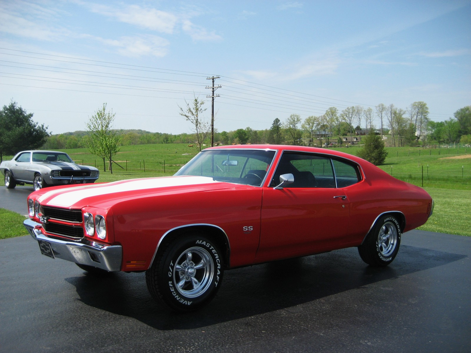 Photo 1 Of 27 Sorry Sold 1970 Chevelle Ss 454 Clone