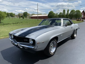 Sorry SOLD!  1969 Chevy Camaro!