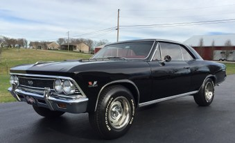 Sold! 1966 Chevelle SS 396 4 Spd!