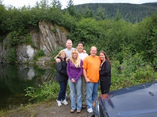 Alaskan Cruise 2012