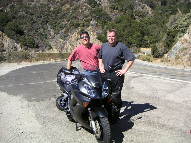 Angeles Crest Ride