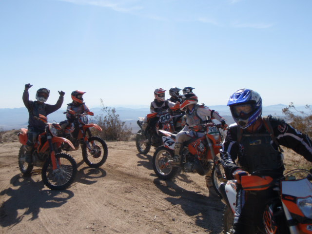 Barstow-Stoddard-Ocotillo Riding 2010