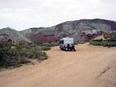Jawbone Canyon