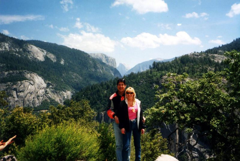 Yosemite 2002