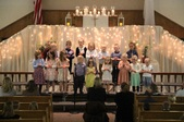 20160323 Sunday School Easter Program