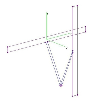 Offset Crossed Dipoles