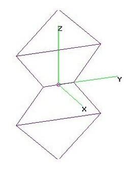 UHF Quad-Trapezoid-Loop