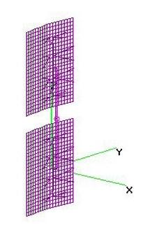 Vert-Stack FF4 SingleAngleRefl Sidelobes