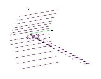 UHF CM4248 15El FD-Yagi + Corner Refl's