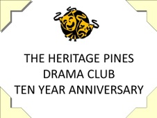 HP Drama Club Ten Year Anniversary