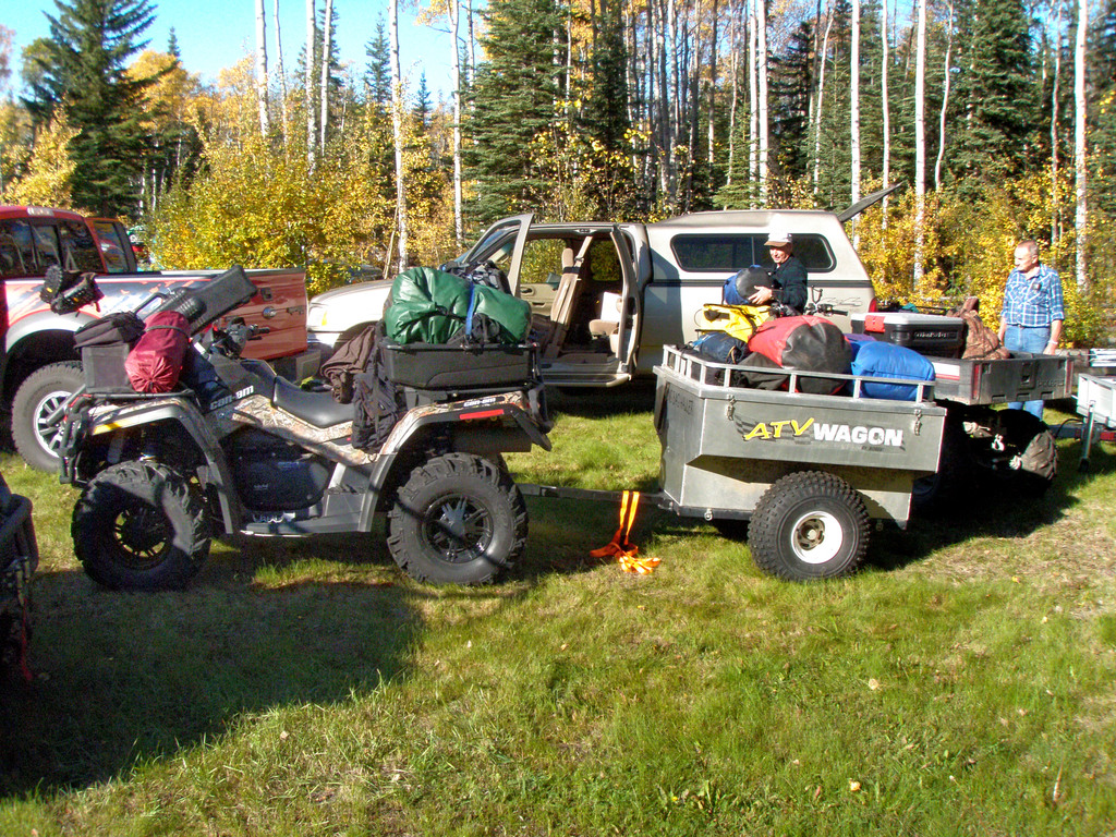Best ATV for hunting ? - 24hourcampfire
