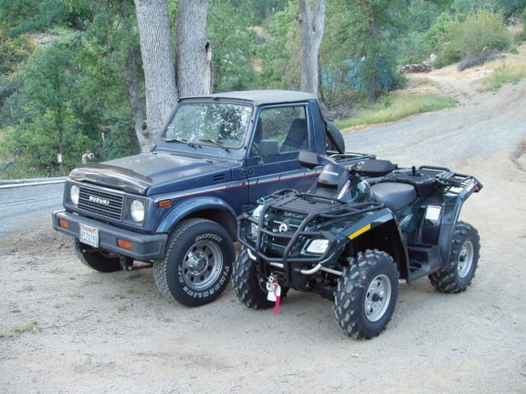 What do you haul your atv with page 15 can am atv forum for Factory motor parts fullerton ca