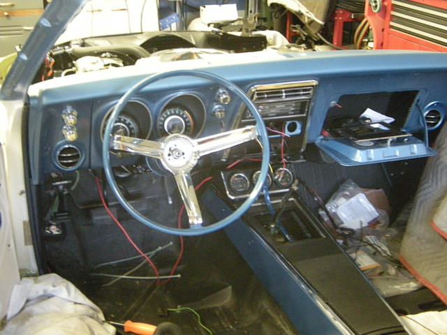 Wanted Wiring Diagram For Dash In 67 Camaro Ragtop