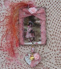 2008 Altered Collage Mixed Media Crafts