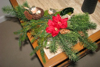 Some Christmas Arrangements