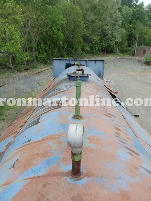 10,000 Gallon Oil Storage Tank