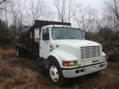 1500 Gallon Seal Coat Truck