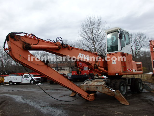 Atlas 1604 material handler used for sale