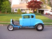 1931 Model A Coupe Ford Street Rod