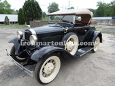 1931 Model A Ford Roadster for Sale