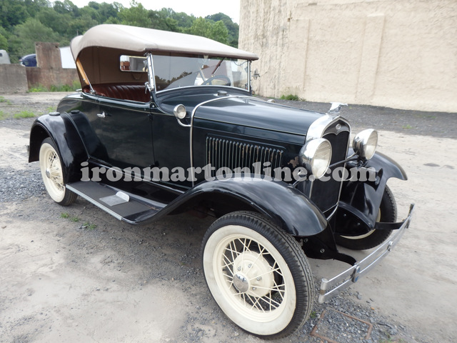 1931 Model A Ford Roadster