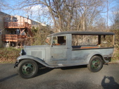 1932 Chevy Canopy Express Confederate