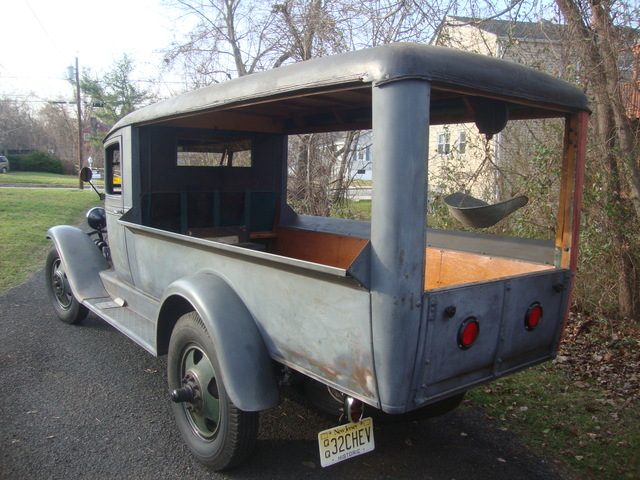 1932 Chevy Confederate Canopy Express 1.5 Ton Truck