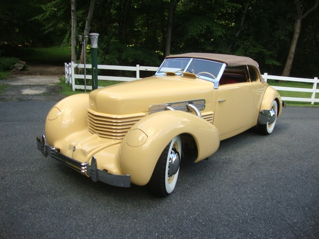 cord 812 cord 1937 cord phaeton convertible for sale