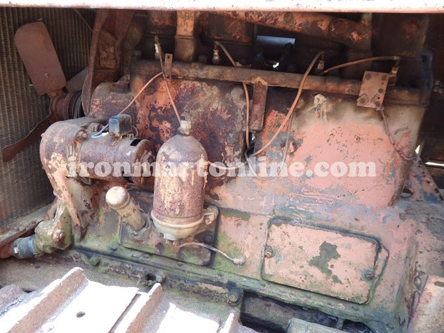 (2) 1938 Allis Chalmers Model K Dozers