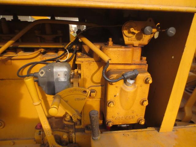 Rare 1939 D5 Crawler Tractor